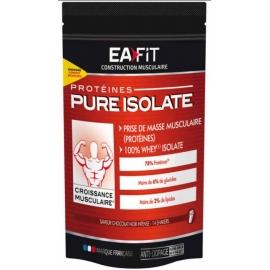 Eafit Construction Musculaire Pure Isolate Chocolat Noir Intense 420 g G