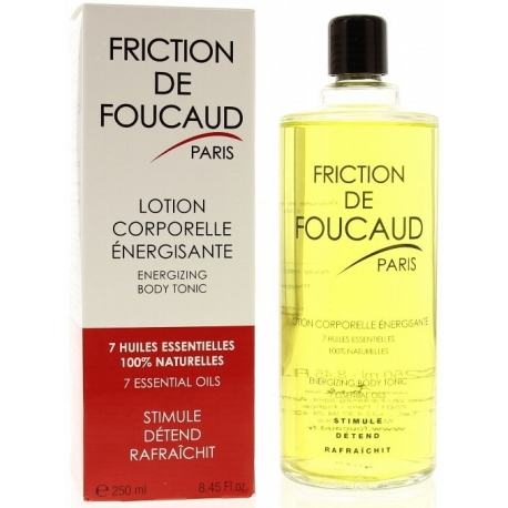 Friction de Foucaud Lotion Energisante 250 ml