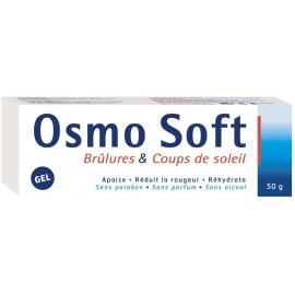 Osmo Soft Brûlures & Coups de Soleil 50 g