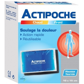 Actipoche Chaud - Froid 10 x 15 cm