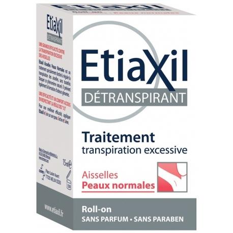 Etiaxil Détranspirant Aisselles Roll-on 15 ml