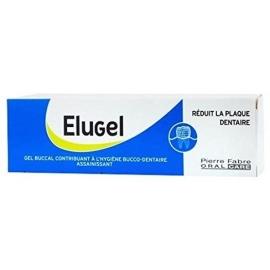 Elugel Gel Buccal Réduit La Plaque Dentaire 40 ml