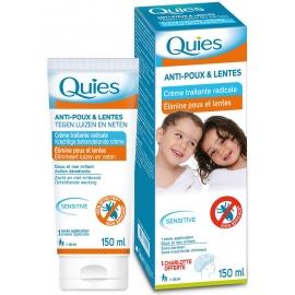 Quies Anti-poux & Lentes Crème Traitante Radicale 150 ml
