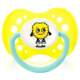 Dodie Sucette Silicone Fluo + 18 mois Fille