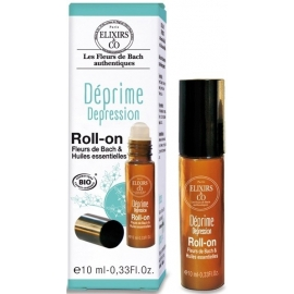 Elixirs & Co Déprime Roll-on 10 ml