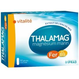 Thalamag Fer B9 Vitalité 30 gélules