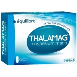 Thalamag Magnésium Marin Equilibre 30 gélules