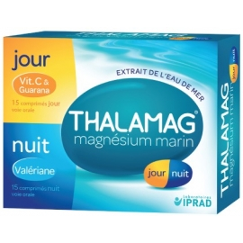 Thalamag Jour / Nuit 30 comprimés