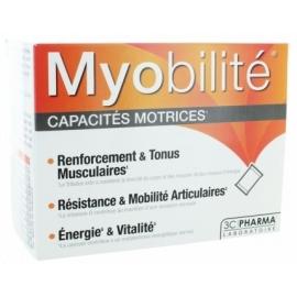 Myobilité Capacités Motrices 15 Sachets