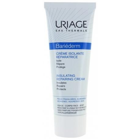 Uriage Bariederm Crème Isolante Reparatrice 75 ml