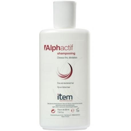 Item Alphactif Shampooing Cheveux Fins Devitalises 200 ML