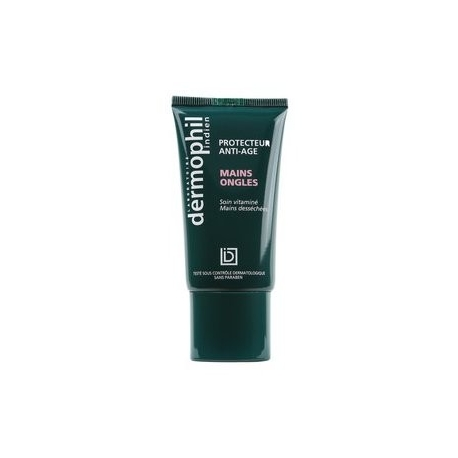 Dermophil Indien Crème Mains Ongles 50 ml
