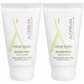 A-Derma Crème Mains 2 x 50 ml