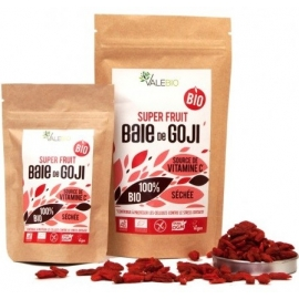 Valebio Super Fruit Baie de Goji Bio 150 g