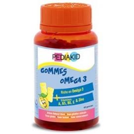 Pediakid Gommes Omega  x 60