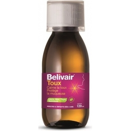 Belivair Toux Sirop 120 ml