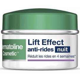 Dermatoline Cosmetic Lift effect Anti-rides nuit 50 ml