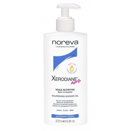 Noreva Xerodiane plus Huile Nutritive Sous la Douche 200 ml