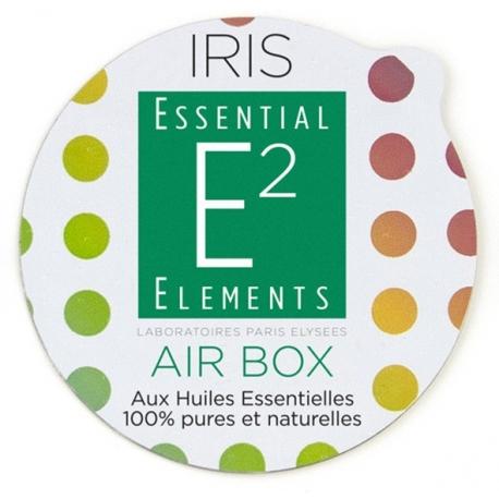 Iris  Air Box Capsules de Recharge Pour Diffuseur x 3
