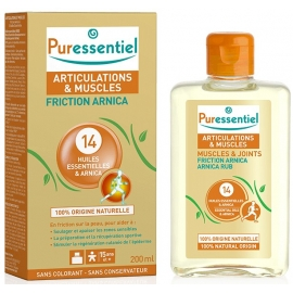 Puressentiel Articulations & Muscles Friction Arnica 200 ml
