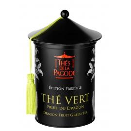 Thés De La Pagode Thé Vert Fruit Du Dragon Bio 100 g
