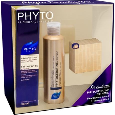 Phytosolba Coffret Phytokératine Extrême