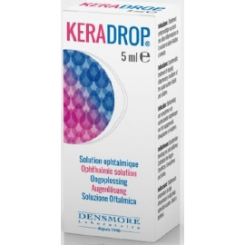 Keradrop Solution Ophtalmique 5 ml