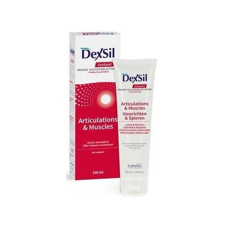 Dexsil Instant Articulations & Muscles Gel Corporel 100 ml