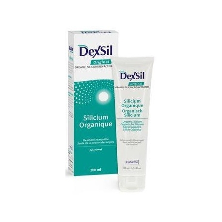 Dexsil Original Silicium Organique Gel Corporel 100 ml