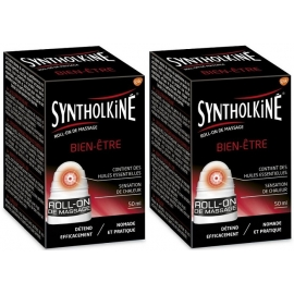Syntholkiné Tension Musculaire Roll-on 2 x 50 ml