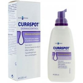 Curaspot Dermacontrol Mousse Nettoyante 235 ml