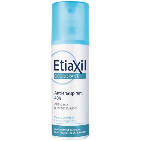 Etiaxil Deodorant Aisselles Spray 100 ml