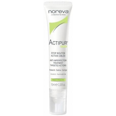Noreva Actipur Stop Bouton Action Ciblée 10ml