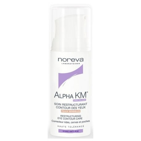 Noreva Alpha KM Soin Restructurant Yeux 15 ml