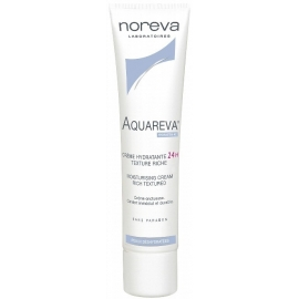 Noreva Aquareva Crème Hydratante Riche 40 ml
