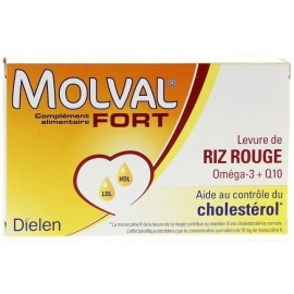 Molval Fort 90 Capsules