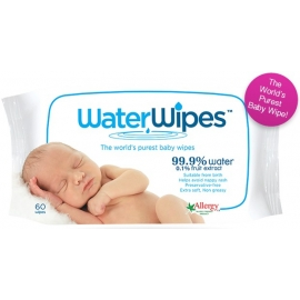 WaterWipes Lingettes x 60