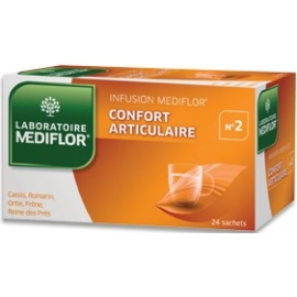 Mediflor n°2 Infusion Confort Articulaire x 24 Sachets