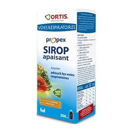 Ortis Propex Sirop Apaisant 200 ml