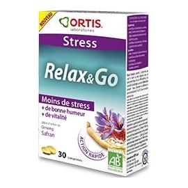 Ortis Relax & Go 30 Comprimés