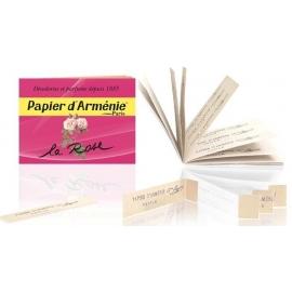 Papier D'armenie Modele Triple 36 Lamelles