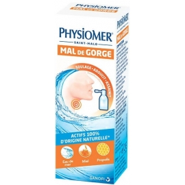 Physiomer Mal De Gorge 20 ml