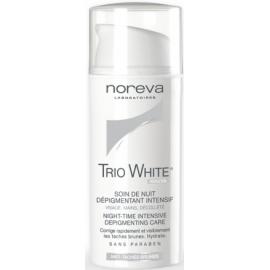 Noreva Trio White Soin De Nuit Dépigmentant Intensif 30 ml