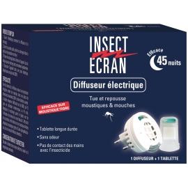 Insect Ecran Diffuseur Electrique + 1 Tablette