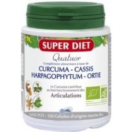 Super Diet Quatuor Ariculations Bio 150 Gélules