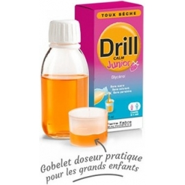 Drill Calm Junior Toux Sèche Sirop 200 ml