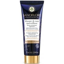 Sanoflore Masque De Nuit Merveilleux 75 ml