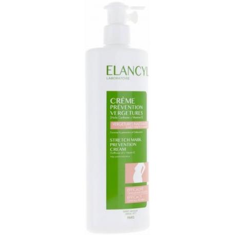 Elancyl Crème Prévention Vergétures 500 ml