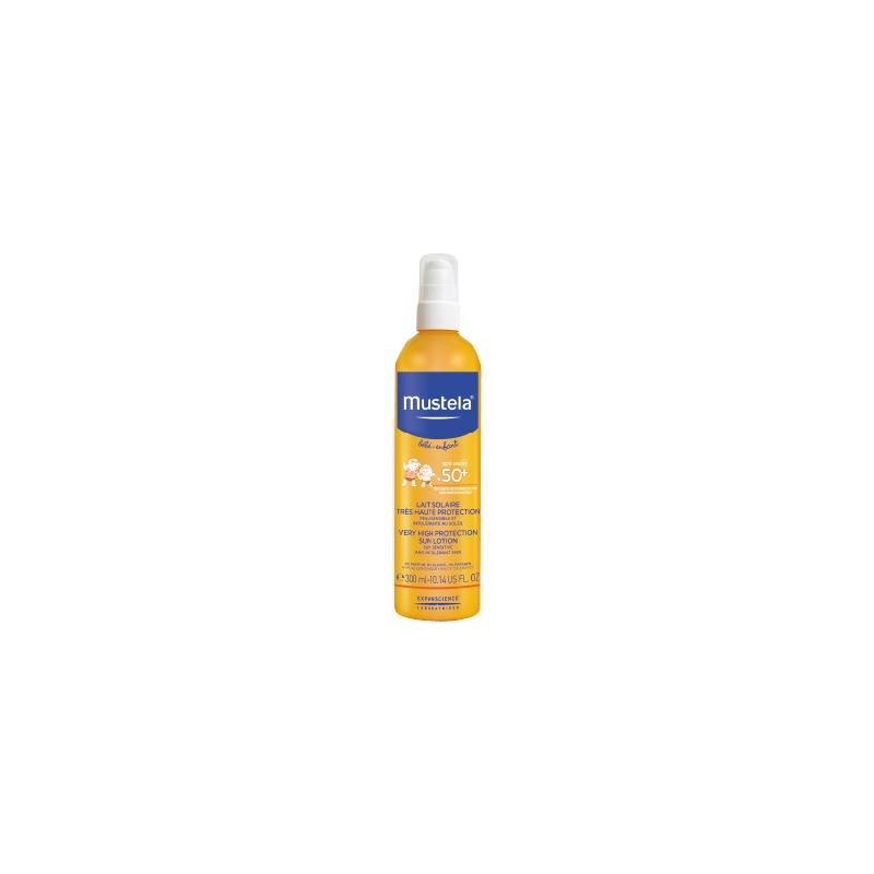 mustela bébé-enfant lait solaire très haute protection spf 50 300 ml 00cedee8da37