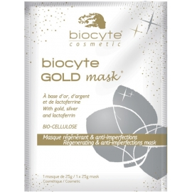 Biocyte Cosmetic Gold Mask Régénérant & Anti-imperfections x 1